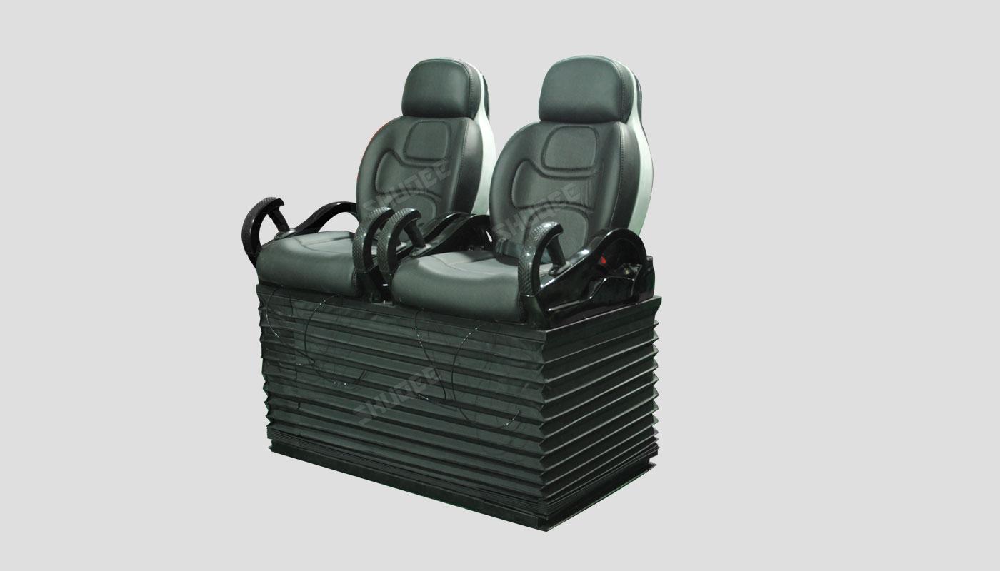 Q系统豪华5D动感座椅